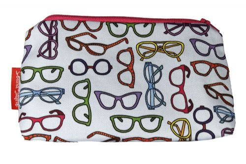 Selina-Jayne Spectacles Limited Edition Designer Cosmetic Bag